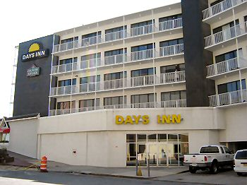 Atlantic City   Boardwalk Days Inn