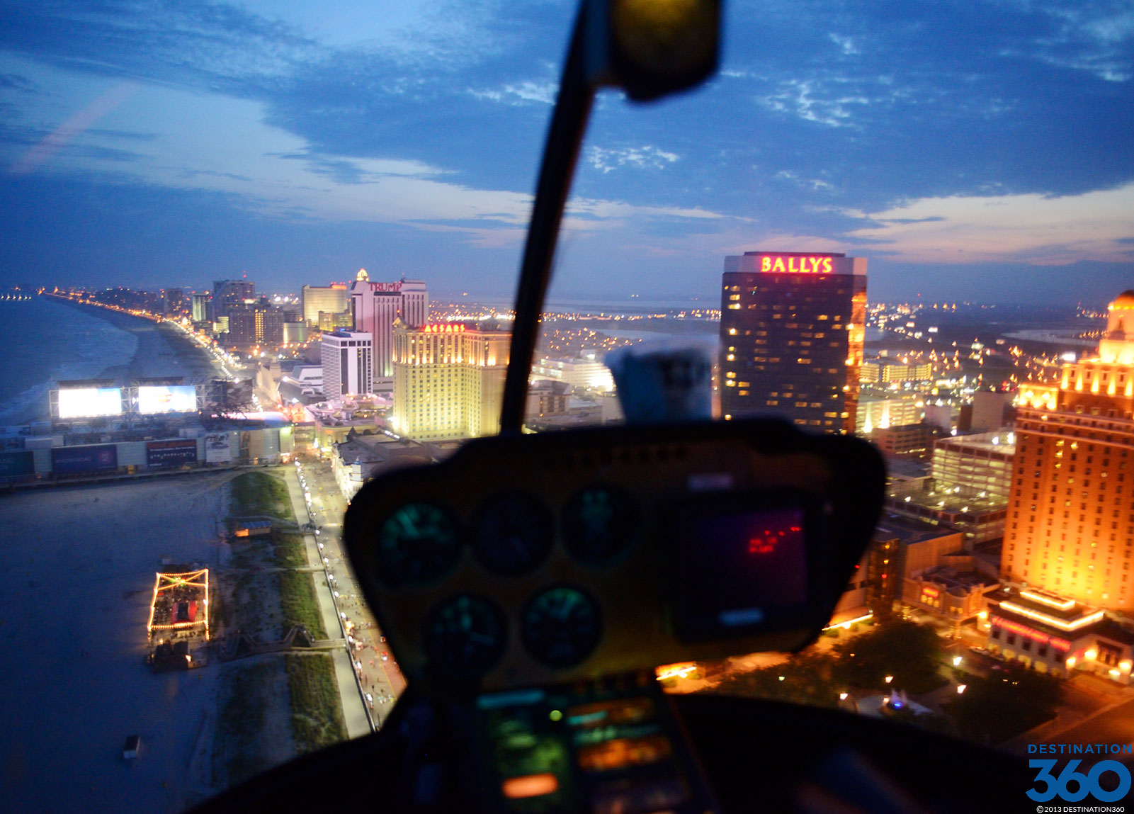 Atlantic City Helicopters