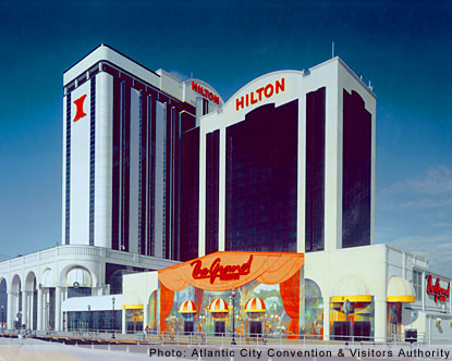 Hilton Atlantic City