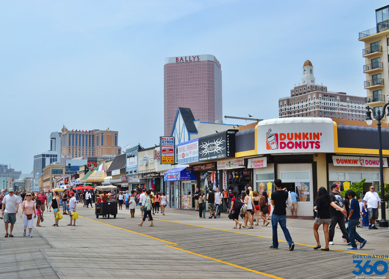 Best Times To Visit Atlantic City