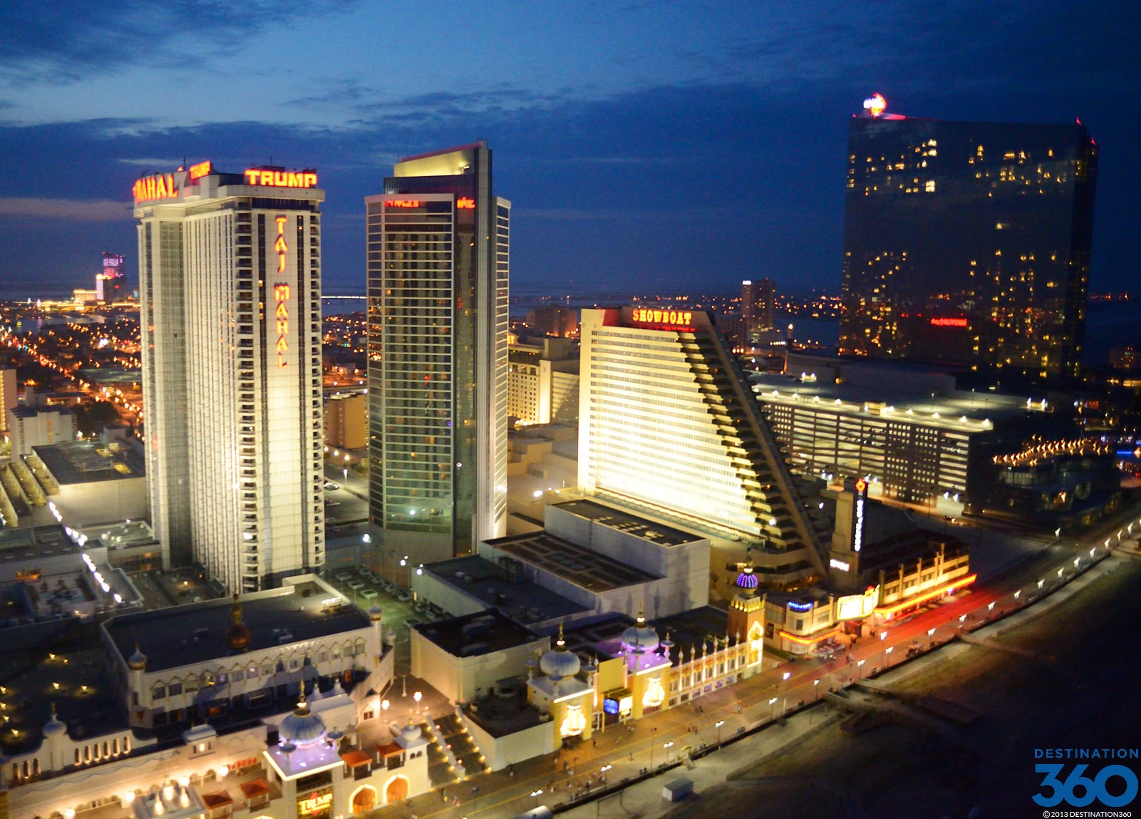 Atlantic City Casino Hotels