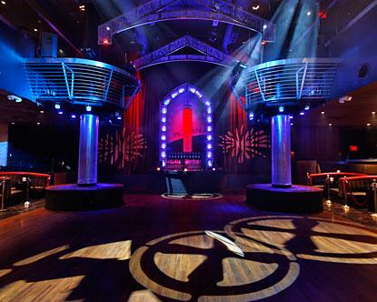 Providence Nightclub, Tropicana Nightclub, Atlantic City Clubs