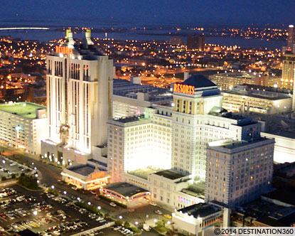 Hotel casino i atlantic city  new jersey