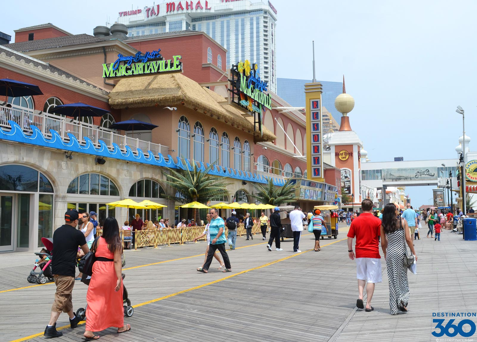 Shopping Atlantic City