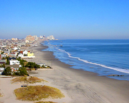 Suggested Itinerary Atlantic City