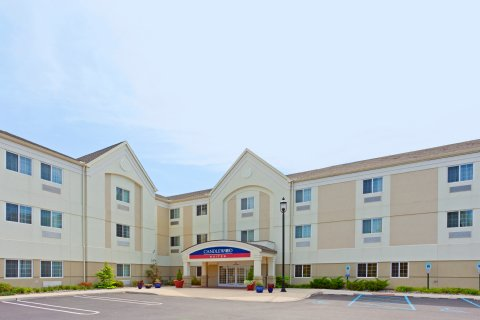 Candlewood Suites Bordentown Trenton