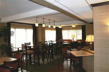 Hampton Inn Newark Airport