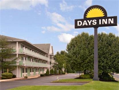 Philadelphia Days Inn Brooklawn