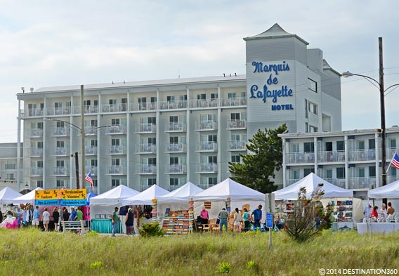 Cape May Beach Hotels