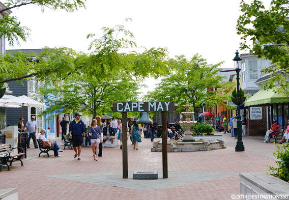 Cape May Downtown