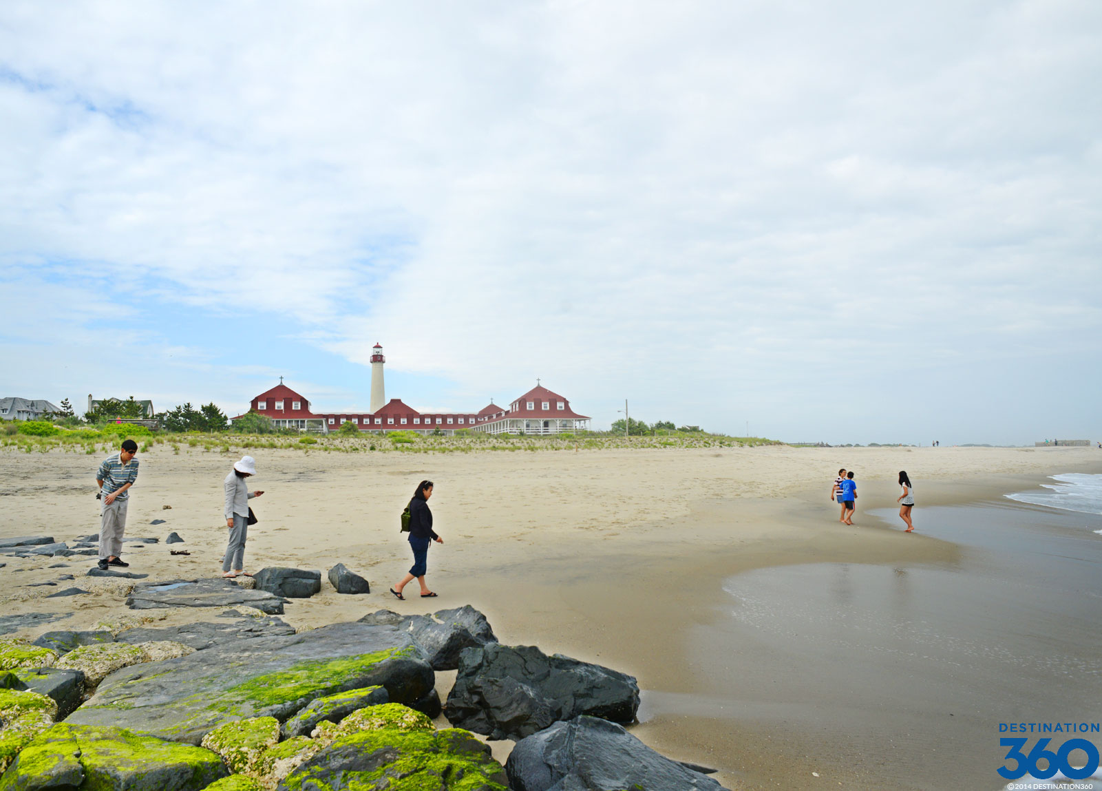 Cape May Beaches Virtual Tour