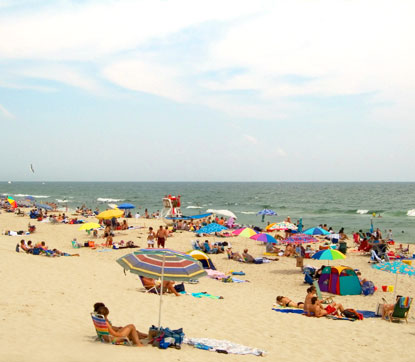 New Jersey Beaches. Long Beach Island | Wildwood Beaches | Manasquan Beach