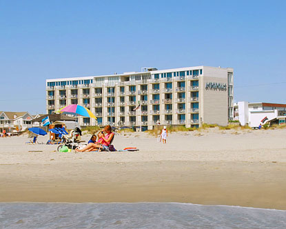 NJ Beach Resorts