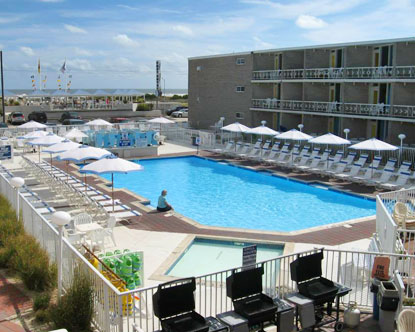Wildwood Crest Hotels