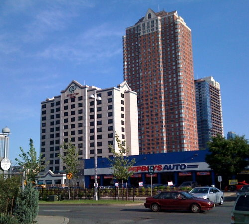 Doubletree Hotel Jersey City