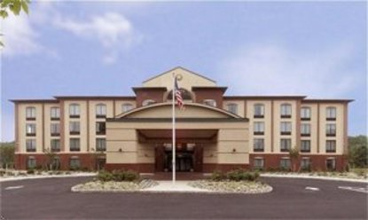 Holiday Inn Express Hotel Amp Suites Bridgewater Branchburg