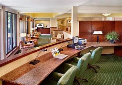 Courtyard By Marriott Newark Liberty Intl Airport