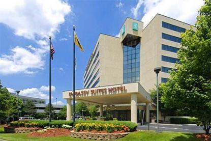 Embassy Suites Hotel Secaucus Meadowlands