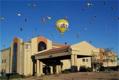 Holiday Inn Express Albuquerque North Balloon Fiiesta Park