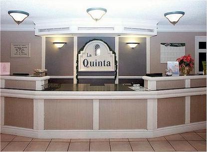 La Quinta Inn San Mateo Blvd