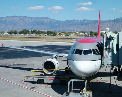 New Mexico Airports Albuquerque International Airport