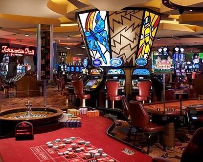 Buffalo Thunder Casino