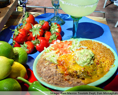 New Mexico Food and Dining