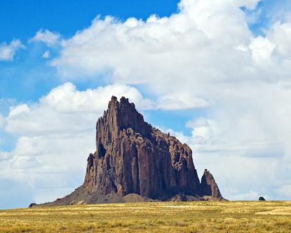 Shiprock New Mexico Shiprock