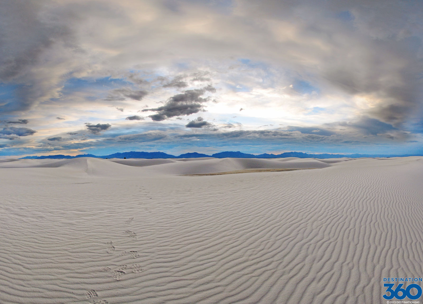 White Sands Monument  Virtual Tour