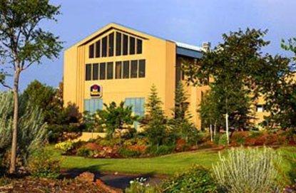 Best Western Hilltop House Hotel
