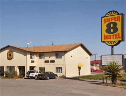 Super 8 Motel   Moriarty