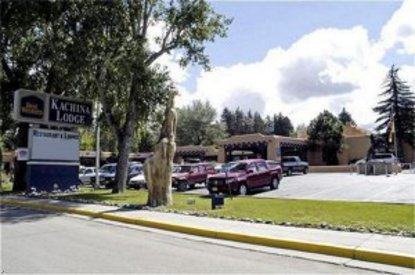 Best Western Kachina Lodge And Meetings Center