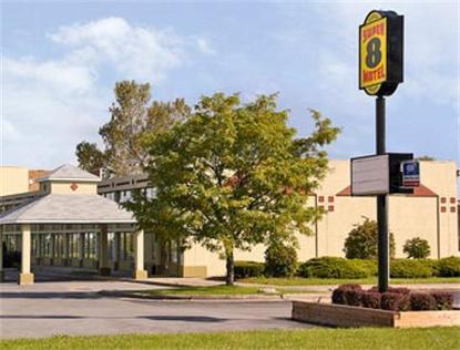 Super 8 Motel   Batavia