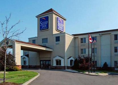 Sleep Inn Buffalo Airport