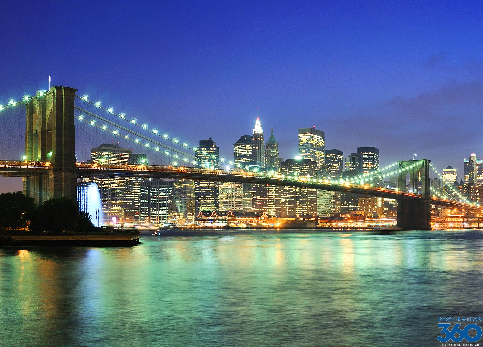 brooklyn bridge brooklyn bridge at night. Black Bedroom Furniture Sets. Home Design Ideas