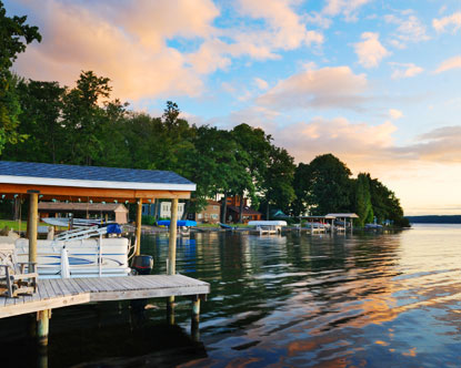 Beau Finger Lakes Rentals