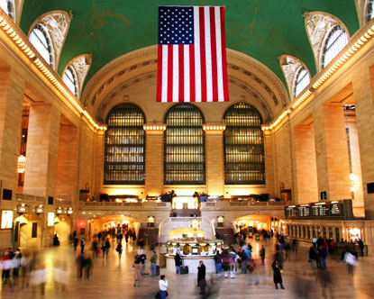 Grand Central Station – An Iconic Structure in New York City Officially known as the Grand Central Terminal, the Grand Central Station is an iconic st