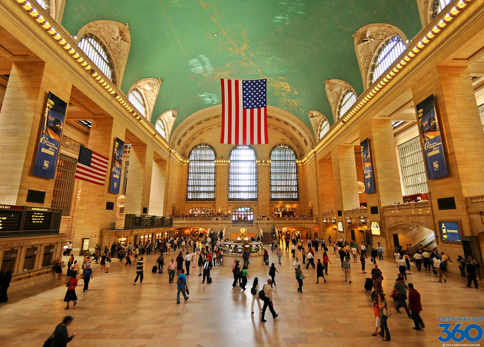 Grand Central Station Virtual Tour
