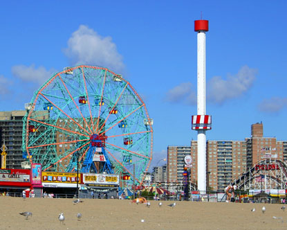 Coney Island New York - Coney Island NYC