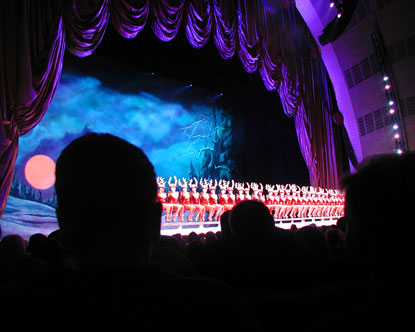 New York's Radio City Music Hall