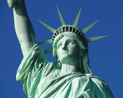new york statue of liberty Top 10 Richest Countries In the World 2012!