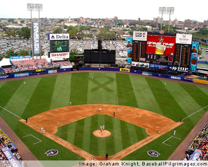 new york mets stadium. Shea Stadium - New York Mets