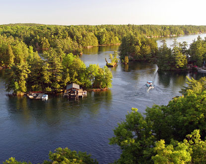 Thousand Islands Fishing