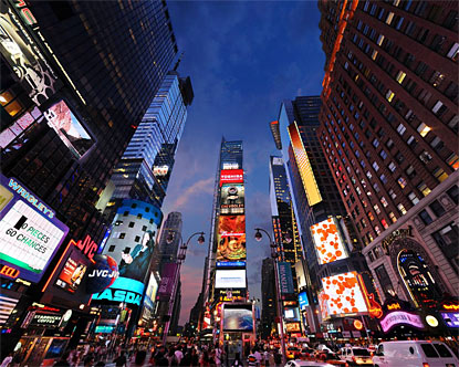 New Jersey Hotels Near Times Square