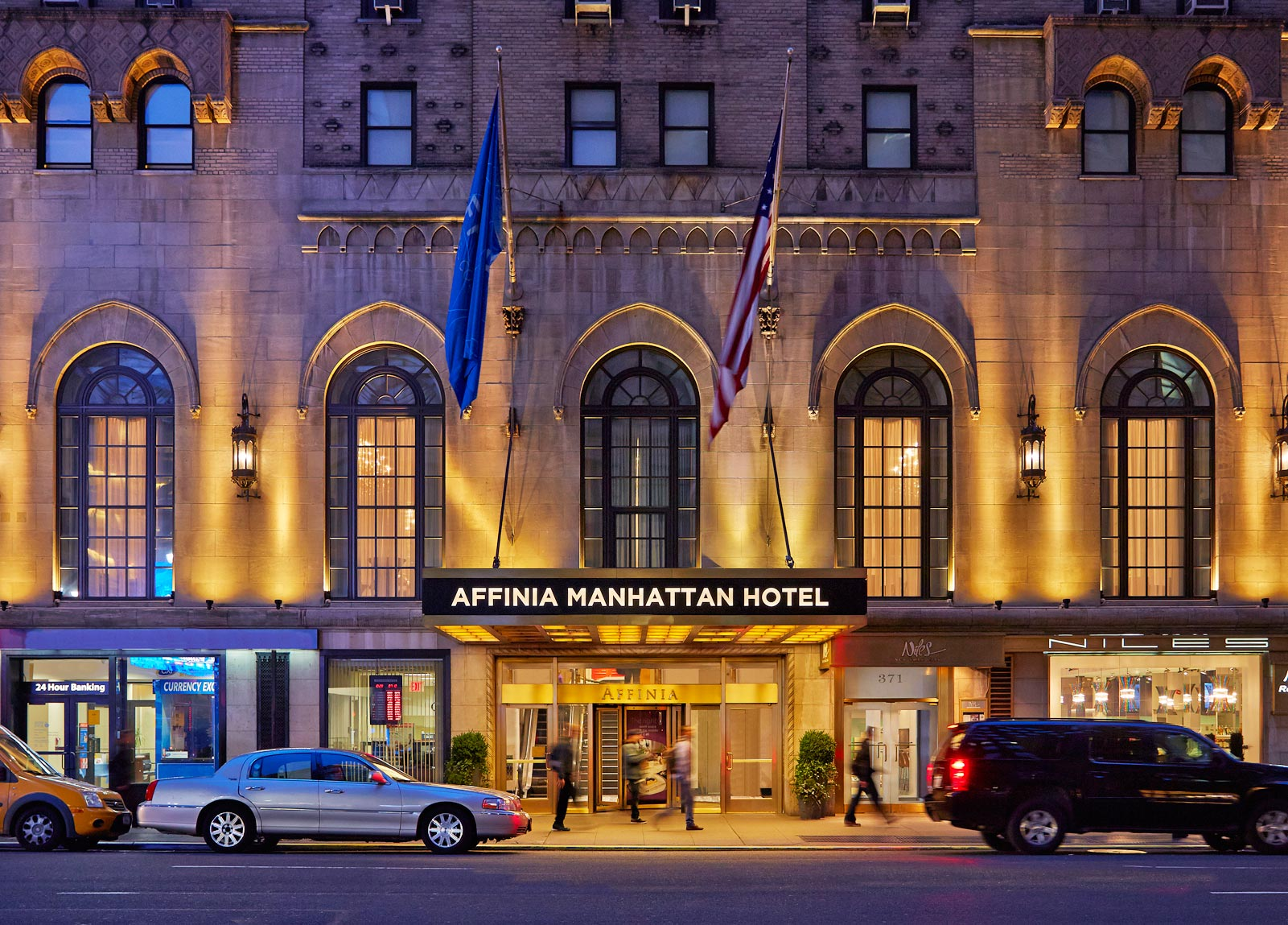 Affinia Manhattan Hotel Deals Stewart Hotel New York City Oyster