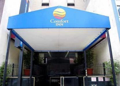 comfort inn javits center new york deals see hotel. Black Bedroom Furniture Sets. Home Design Ideas