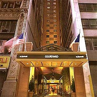 Courtyard By Marriott New York Manhattan/Times Square South