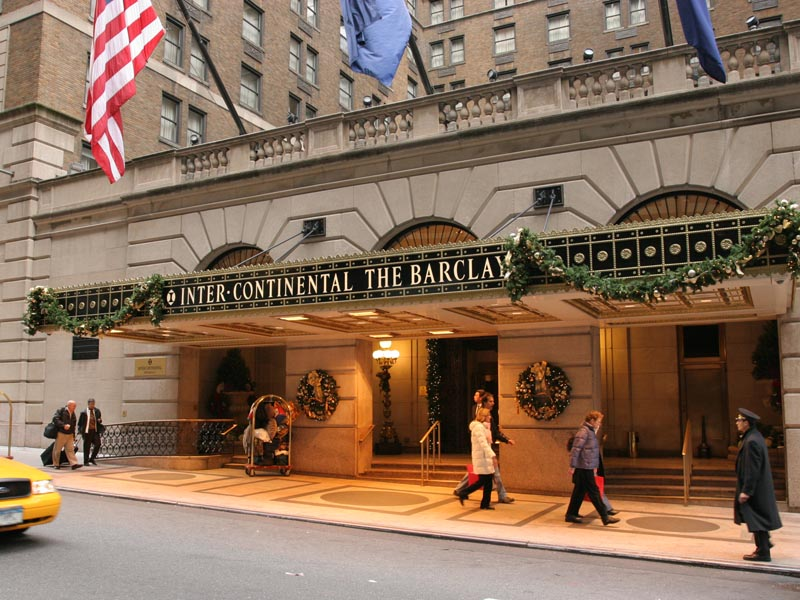 Hotels Near Minetta Square In New York City