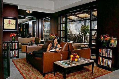 Library Hotel A Member Of Hkhotels