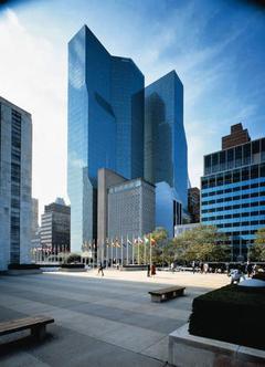 Millennium Un Plaza Hotel New York
